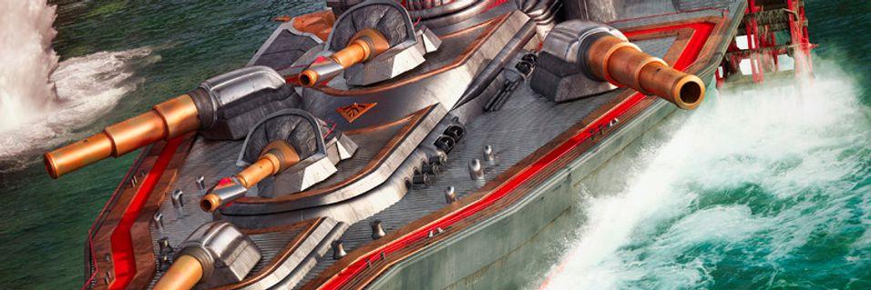 SNIKTITT: Leviathan Warships