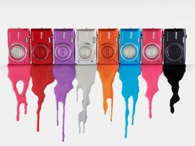 Coolpix S3500 kommer i 8 forskjellige farger.
