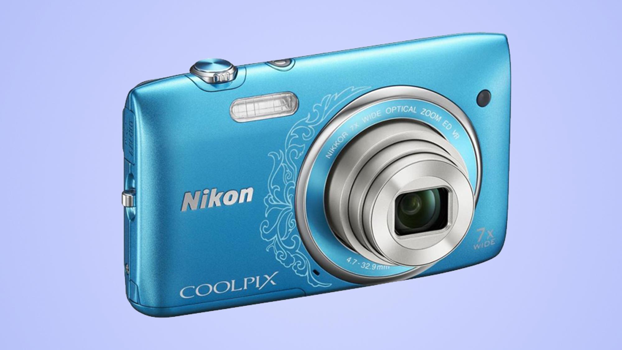 Nikon lanserer Coolpix S3500