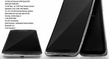 – Samsung Galaxy IV lanseres 14. mars
