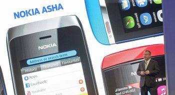 Slapt slipp fra Nokia