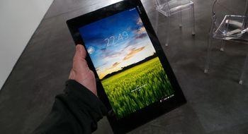 Test: Sony Xperia Tablet Z2