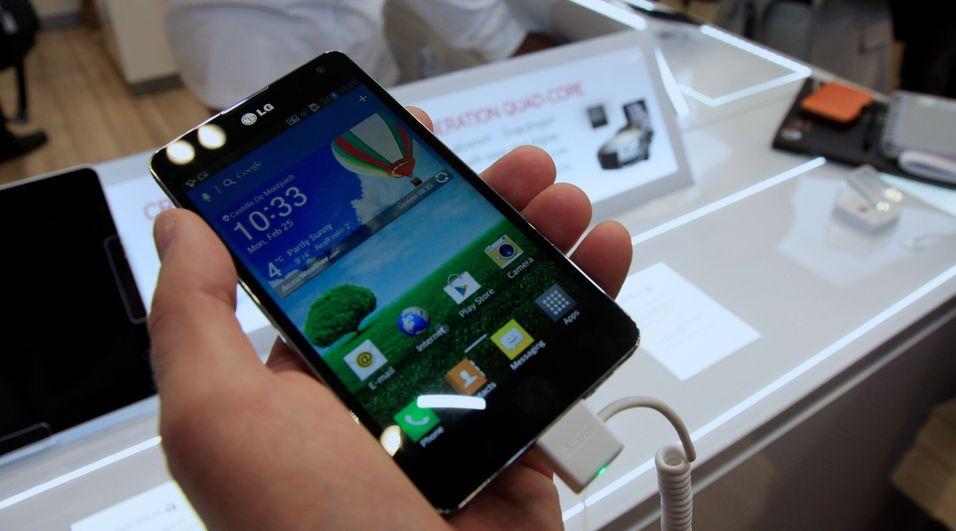 SNIKTITT: Vi har prøvd LGs nye 4G-toppmodell