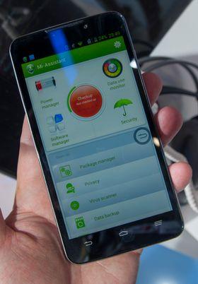 Mi-Assistant gir deg oversikten over både strøm, data og apper. Dette er også utgangspunktet for verktøy som lar deg løse utfordringer knyttet til dem.