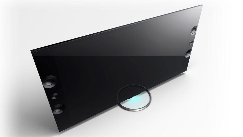 Sonys X9005-serie byr på 4K-oppløsning.