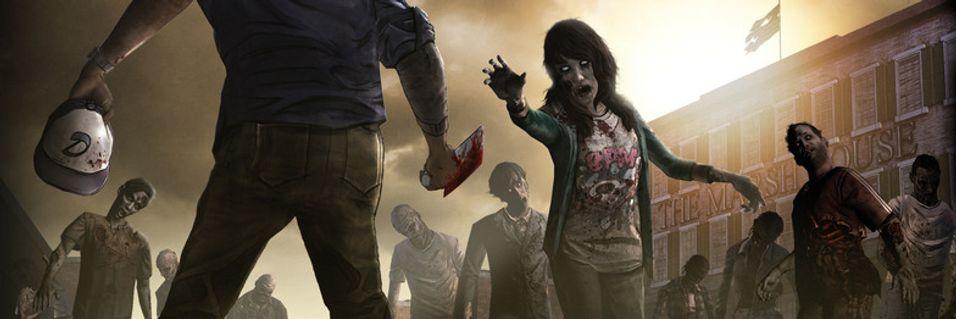 Telltale lokker med mer The Walking Dead