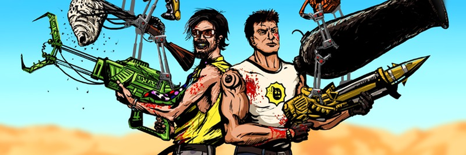 ANMELDELSE: Serious Sam: Double D XXL