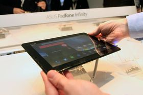 Asus PadFone Infinity.