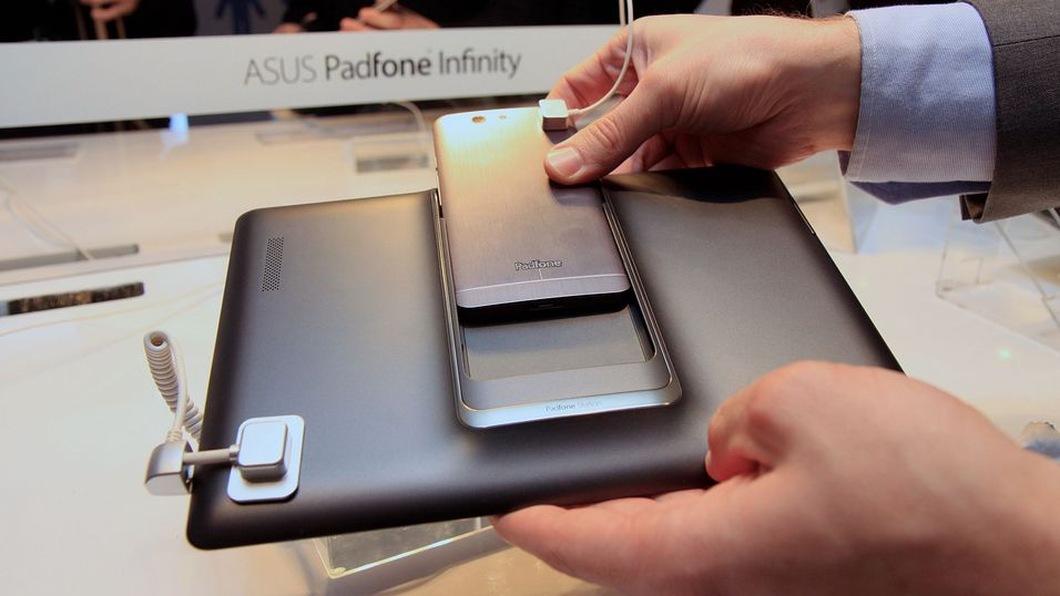 SNIKTITT: Asus PadFone har blitt enda stiligere og raskere