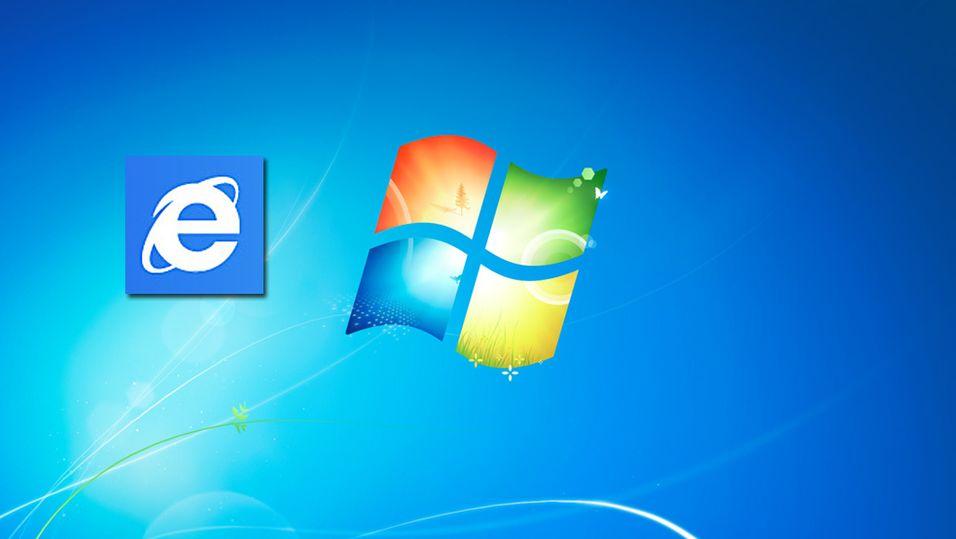 Nå kan du prøve nye Internet Explorer