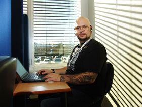Bjørn Åge Hansen underviser i Drift av nettverk og Systemingeniør Microsoft.