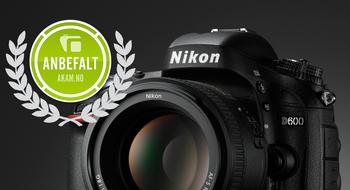 Test: Nikon D600