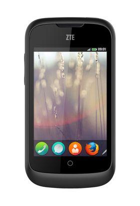 ZTE Open er først ut med Firefox OS.
