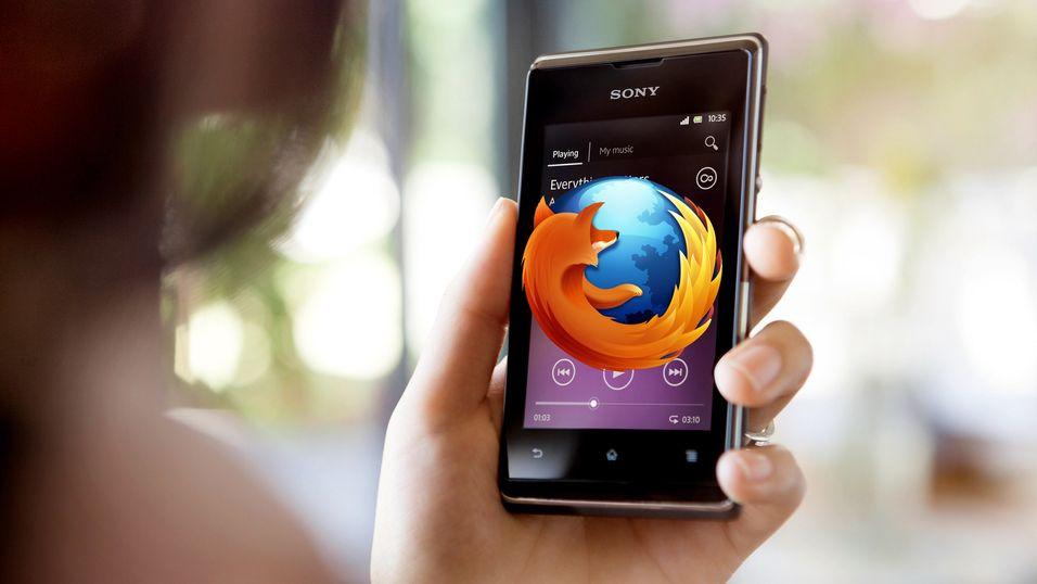 – Firefox-nettbrettet kommer snart