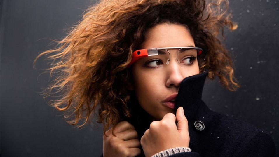 Google Glass har et stort potensial.
