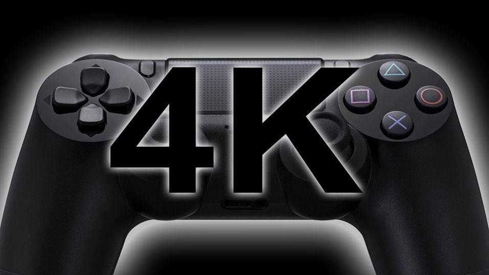 PlayStation 4 støtter 4K-oppløsning for bilder og video. Nå er det kjent at det kommer en dedikert 4K-strømmetjeneste til konsollen.