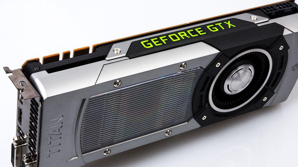Nvidia letter kravene for GTX Titan-skjermkortene