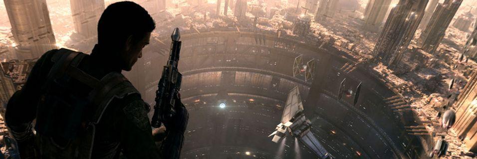 – Star Wars 1313 er satt på vent