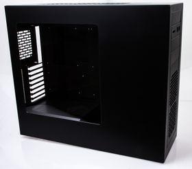 LD Cooling PC-V7 har et svært rent og minimalistisk design.