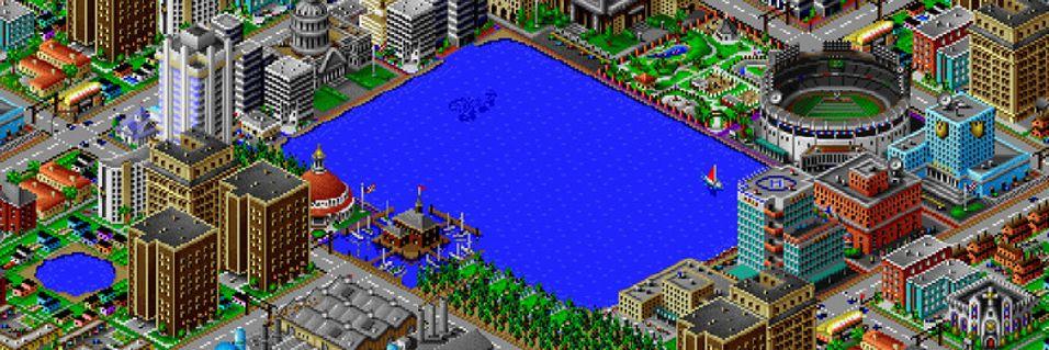 TILBAKEBLIKK: Tilbakeblikk: SimCity 2000