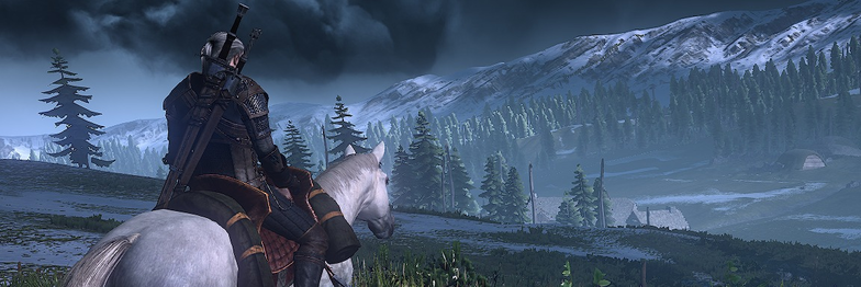 Store endringar i The Witcher 3