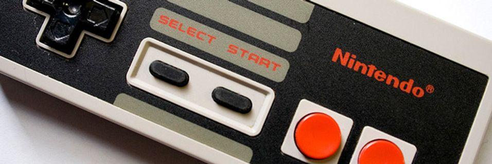 Vi minnes de ikoniske spillene til NES