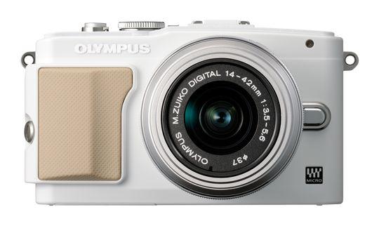 Olympus E-PL5.