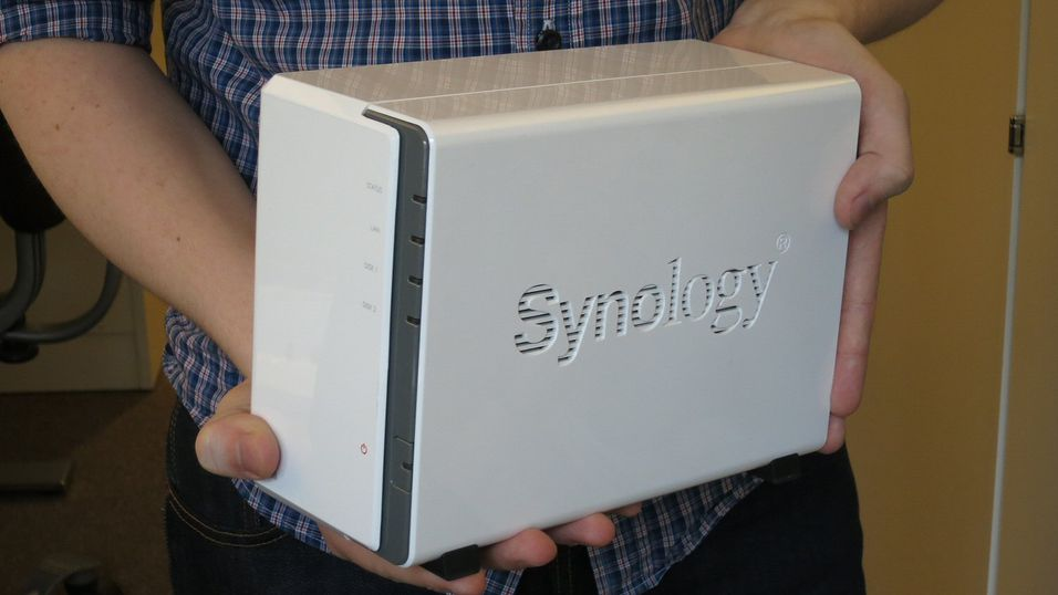 TEST: Synology DiskStation DS212j