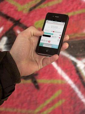 mCash-appen kommer til både Android, iPhone og Windows Phone.