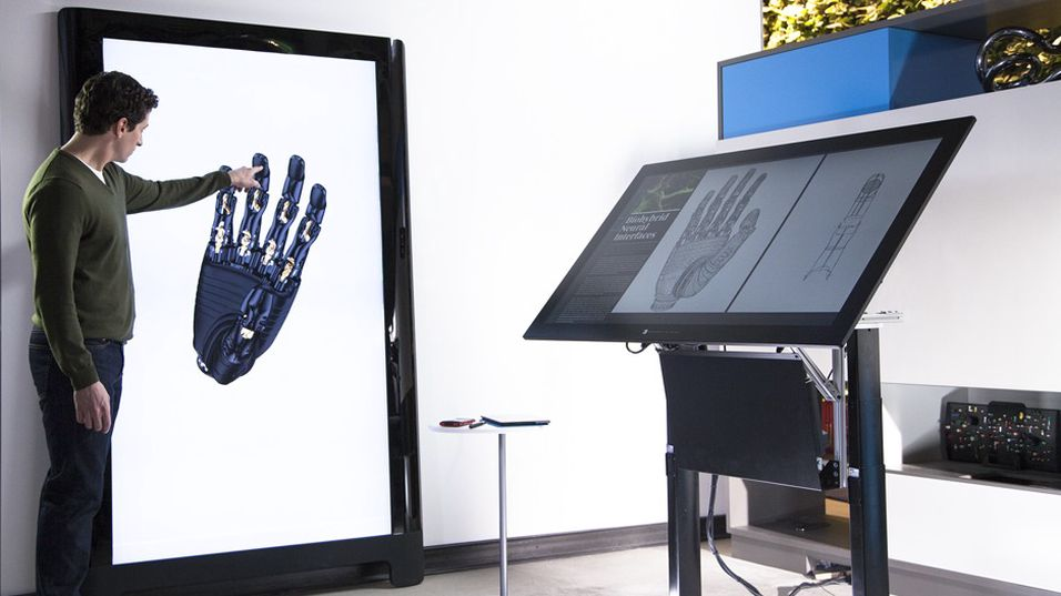 Dette er fremtiden slik Microsoft ser den