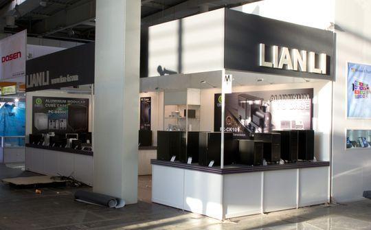 Lian Li var en av få som tilsynelatende hadde full kontroll.