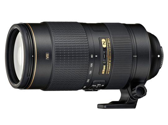Nikon AF-S Nikkor 80-400mm f/4.5-5.6G ED VR.
