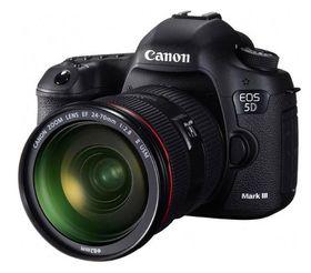 Canon EOS 5D Mark III.