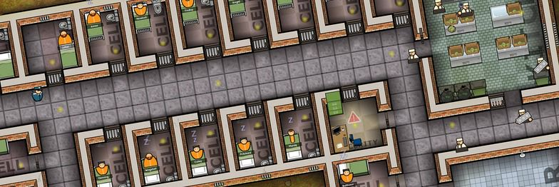 SNIKTITT: Prison Architect