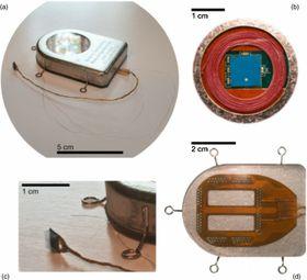 Enheten med elektronikken og radiosenderen er hermetisk forseglet, og sender gjennom safirglass. Selve sensoren er koblet til med en ledning.