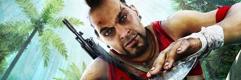 Internett hvisker om Far Cry 3: Blood Dragon