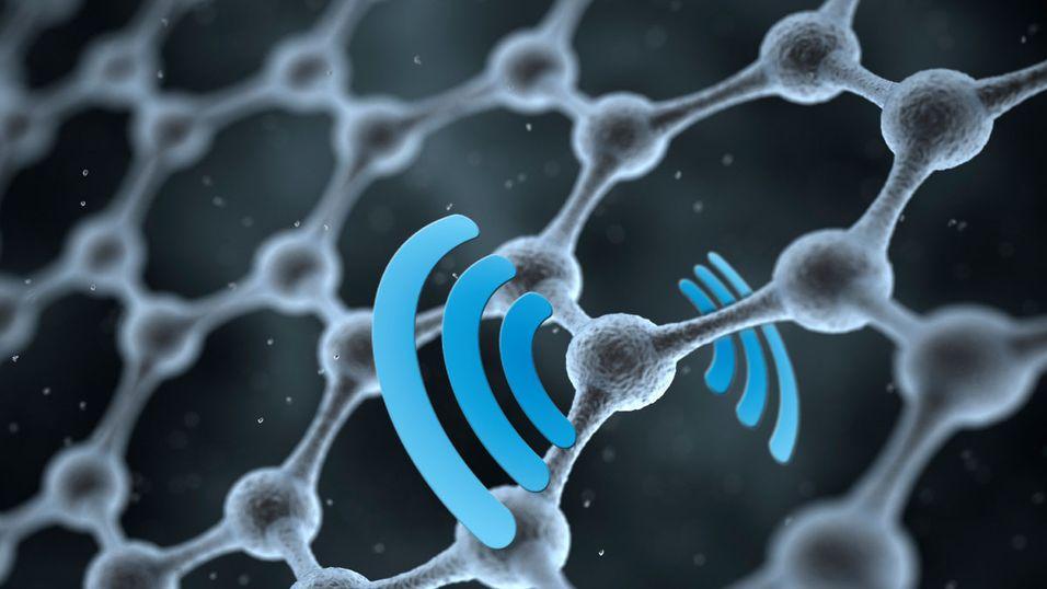 Forskere sikter mot trådløs overføring på en terabit