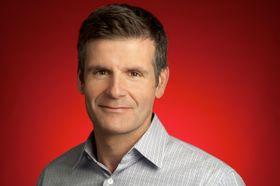 Motorola-sjef Dennis Woodside.