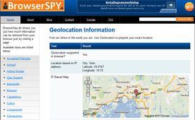 IP-adressen kan blant annet avsløre hvor du befinner deg.