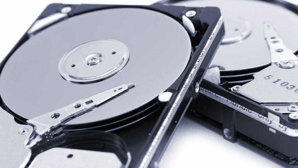 ANBEFALING: Våre harddisk-anbefalinger
