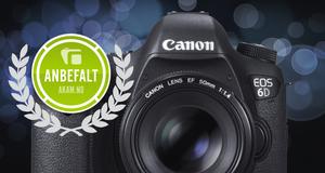 Test: Canon EOS 6D