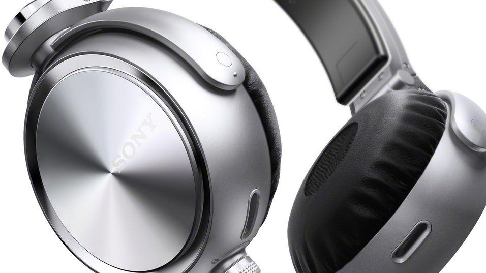 Sony har sluppet nytt råtass-hodesett