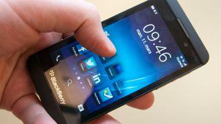 BlackBerry har lagd sin siste mobiltelefon