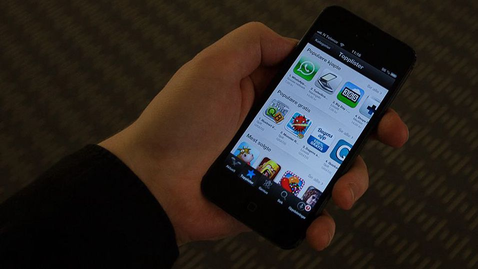 Apple vil la deg selge apper du ikke liker