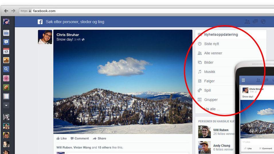 Slik blir de 15 største endringene til Facebook