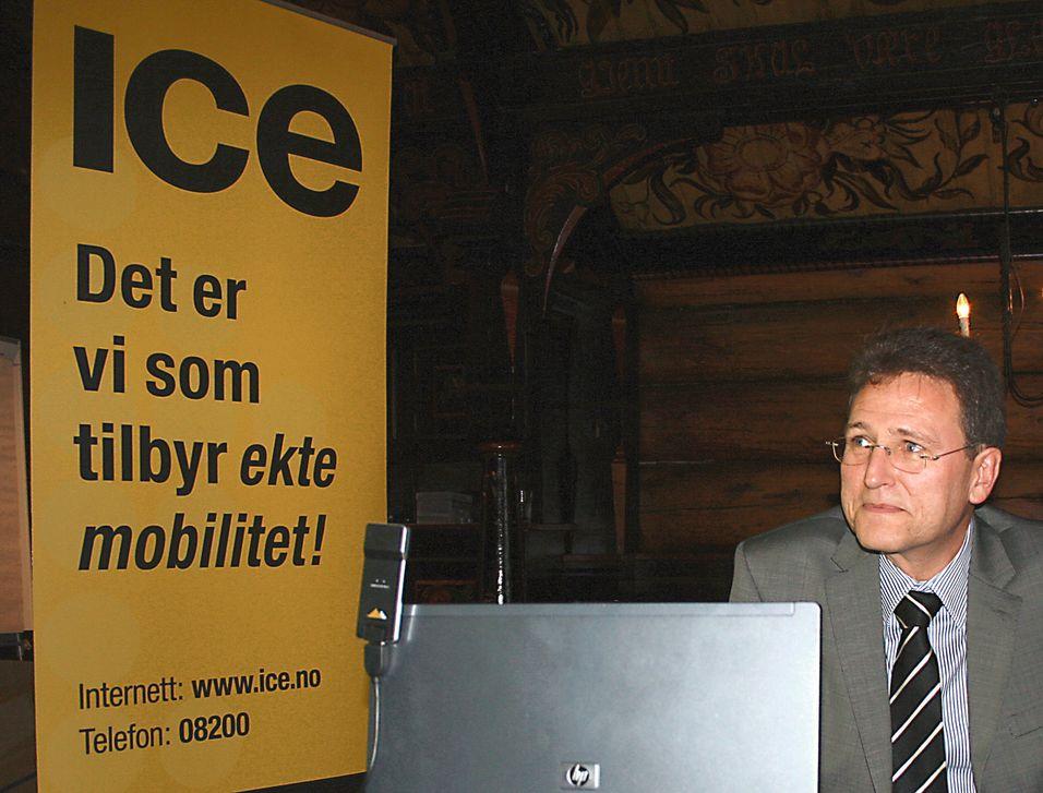 Nordisk Mobiltelefon til offentlige gjeldsforhandlinger