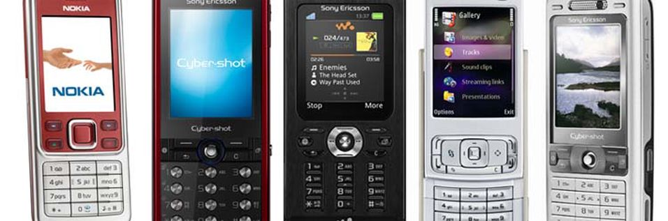 Sony Ericsson tredje størst