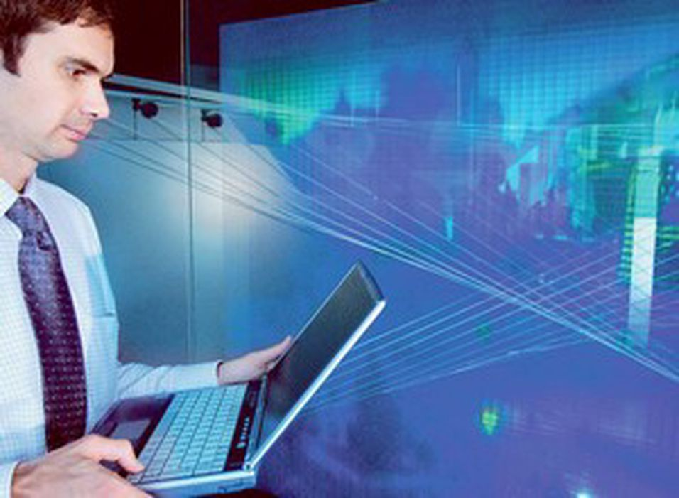 Ericsson tror 80% vil velge mobilt bredbånd