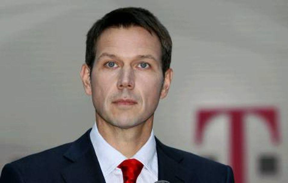 Ingen krise i Deutsche Telekom