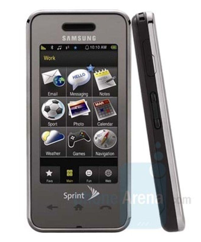 Samsung øker mobilsalget